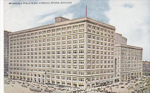 Illinois Chicago Marshall Field Retail Store