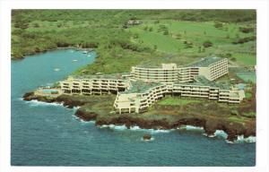 Kona Surf, Keauhou Bay, Hawaii, 50-60s