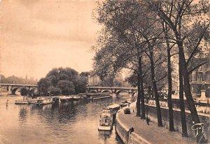 New Bridge, Vert Galant Square New and Conti Quay Paris France Unused