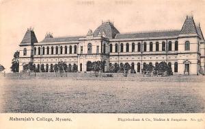 Mysore India Maharajah's College Mysore Maharajah's College
