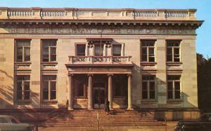 NJ - Trenton. Public Library