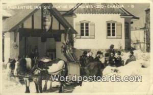 Ste Agathe Des Monts, PQ Canada, du Canada Laurentide Inn Ste Agathe Des Mont...