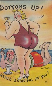 Bottoms Up! , 1930-40s