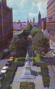 Piatt Park Cincinnati Ohio 1964