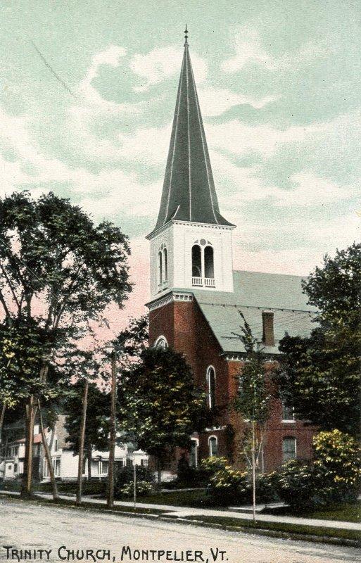 VT - Montpelier. Trinity Church
