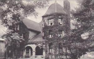 Ohio Oberlin Baldwin Cottage Oberlin College Albertype