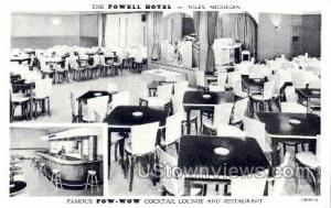 The Powell Hotel Niles MI Unused