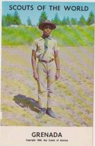 Boy Scouts of the World: Grenada, 1968