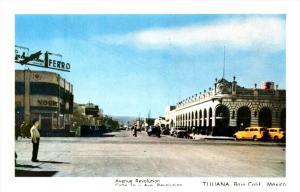Mexico Tijuana  Revolution Ave.