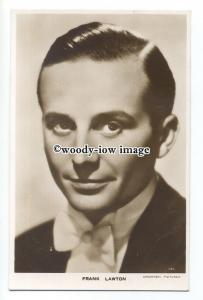 b5031 - Film Actor - Frank Lawton, Universal No.141 - postcard