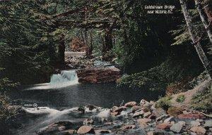 Near VICTORIA, B.C., Canada, PU-1909; Goldstream Bridge