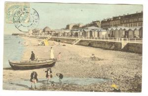 Luc-Sur-Mer (Calvados) , France, PU-1905