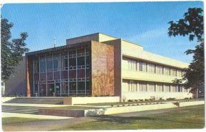 Crosby Library, Gonzaga University, Spokane, Washington, WA, Chrome