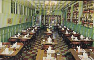 Connecticut New Milford Young's Hotel Dining Room