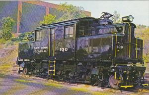 New York Central Railway General Electric S-1 No 6000 Locomotive
