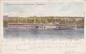 Hudson River Day Line Steamer Albany 1903