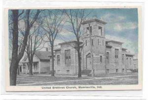United Brethren Church, Monroeville, Indiana 00-10