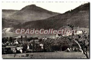 Postcard Old And Ottrott Mont Sainte Odile