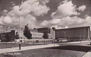 Netherlands Den Haag Stadhuis