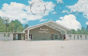 Horizon Motel , ROCKY MOUNT , North Carolina , PU-1969