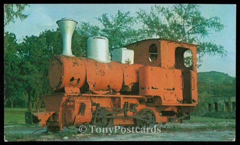 Sugar Cane Locomotive