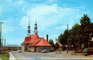 Canada Quebec Port-Joli Eglise De St-Jean