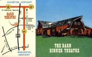 The Barn Dinner Theatre Lexington KY unused
