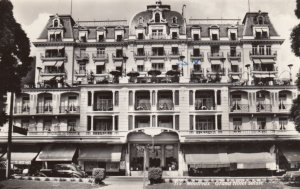 RP: Montreux , Grand Hotel Suisse , 1930-40s