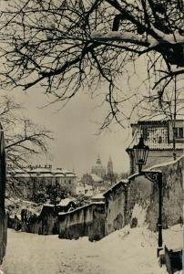 Czech Republic Vánoční a Novoroční Pozdrav 02.86