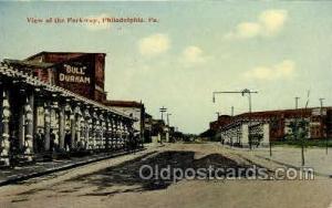 Tobacco Postcard Postcards  Philadelphia, PA USA