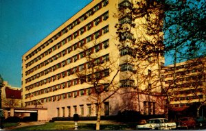 Washington D C The Meridian Hill Hotel For Women