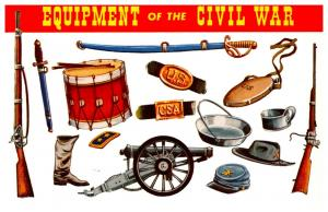 Equipment of the Civil War