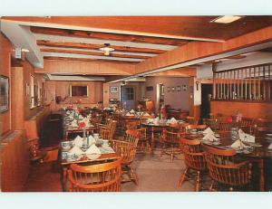 Unused Pre-1980 CARRIAGE ROOM RESTAURANT Boiling Springs PA v7999-13