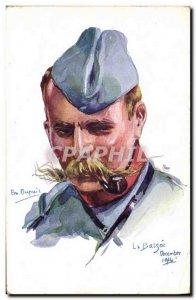 Old Postcard Fantasy Illustrator Dupuis Army