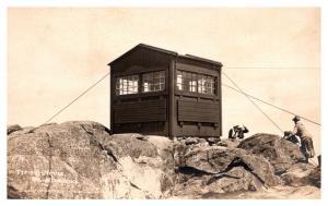 New Hampshire  , Mt. Monadock  , Tip Top House  , RPC