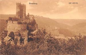 Die Mosel Germany Ehrenburg Die Mosel Ehrenburg