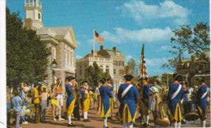 Walt Disney World Liberty Square Fife and Drum Corps
