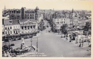 Porte De Namur Et Chaussee D'Ixelles, Store Fronts, BRUXELLES, Belgium, PU-1952