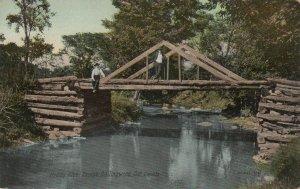 COLLINGWOOD , Ontario , 1900-10s ; Pretty River Bridge