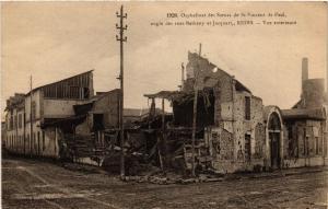 CPA  Militaire - Reims - Orphelinat des Soeurs de St-Vincent de Paul  (696840)