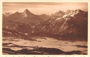 Gaisberg Salzburg Austria Unused