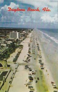 Scenic Greetings from Daytona Beach,  Florida,  40-60s