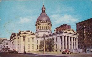 Missouri Saint Louis The Old Court House
