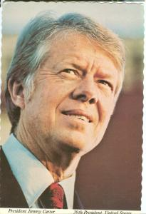 President Jimmy Carter, 39th President of the United States
