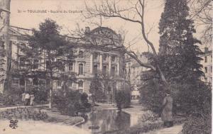TOULOUSE, Languedoc-Roussillon, France; Square du Capitole, PU-1916