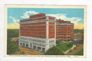 Baptist Memorial Hospital & Physicians' & Surgeons' Building, Memphis, Tennes...
