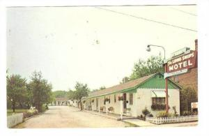 The Long Ships Motel, Sault Ste. Marie, Michigan, 1940-1960s