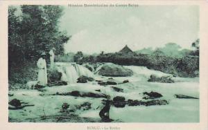 Belgian Congo Rungu La Riviere