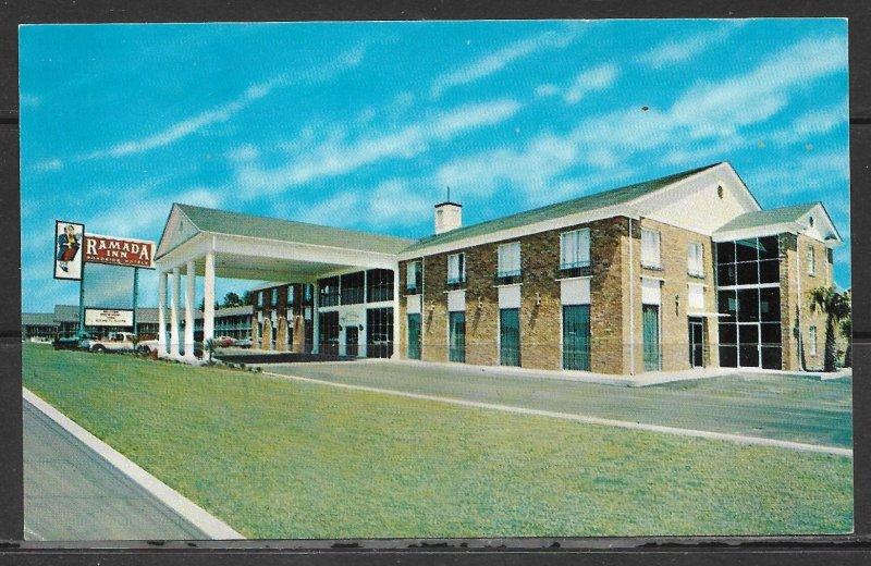 South Carolina, Manning - Ramada Inn - [SC-067]