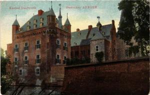 CPA Omstraken ARNHEM Kasteel Doorwerth NETHERLANDS (604696)